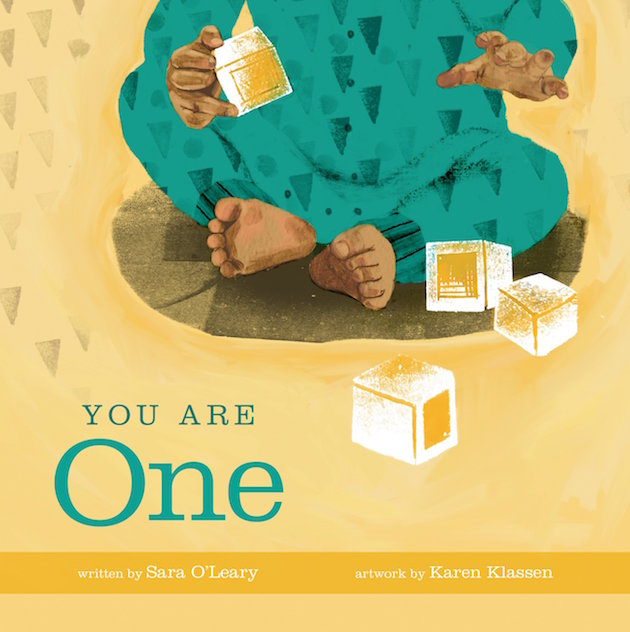 Book Cover You Are One