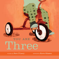 Book Cover You Are THree