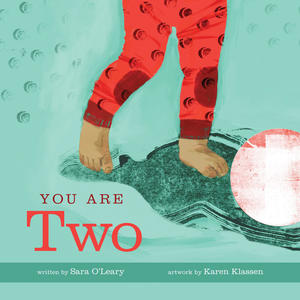 Book Cover You Are Two