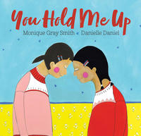 Book Cover You Hold Me Up
