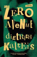 Book Cover Zero Avenue