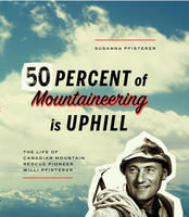 Book Fifty Percent of Mountaineering....