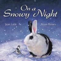 Cover On a Snowy Nght