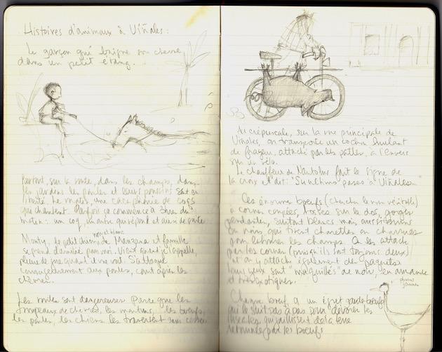 Cuba Sketchbook by Marie Louise Gay