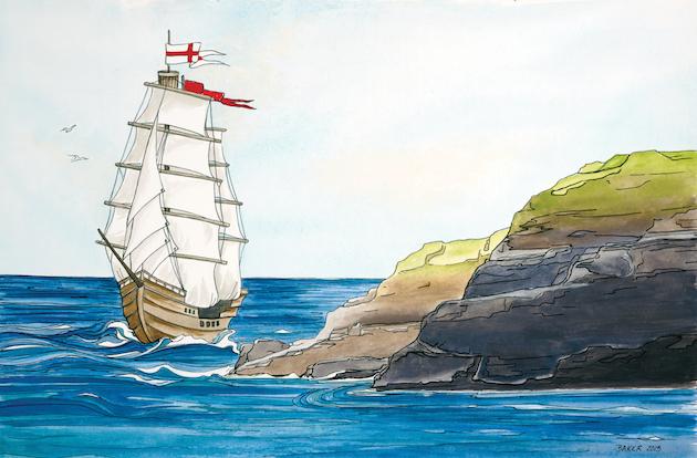 Dawn Baker, a Newfoundland Adventure