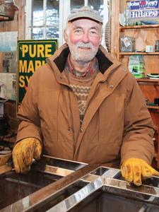 Ed Taylor of Honey Wagon Farms