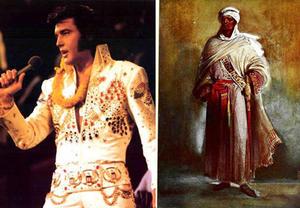 Elvis and Othello
