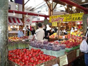 Granville Island Farmers' Market
