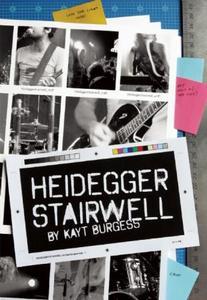 Heidegger Stairwell Book Cover