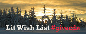 What Canadian books would you like give or recieve this holiday season?