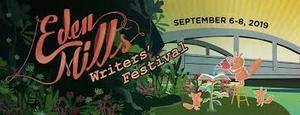 Logo Eden Mills Writers Festival