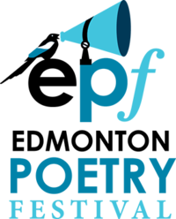 Logo Edmonton Poetry Festival
