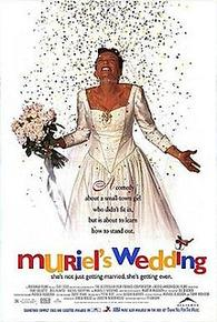 Muriel's Wedding Poster