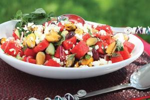 Mussel Salad Photo