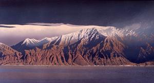 Nunavut Coastline (Allen Smutylo)