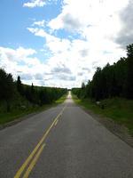 Ontario road trip.