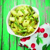 pickle&asparagussalad