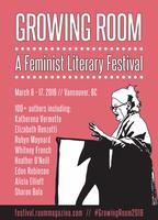 Poster Growing Room 2019