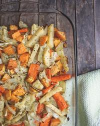Some Good Roast Veggies