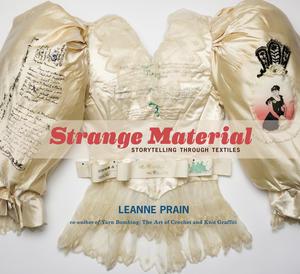 Strange Materials Cover