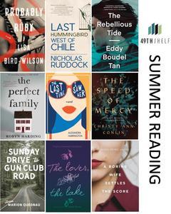 Summer Reads Part 2