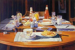 Supper Table