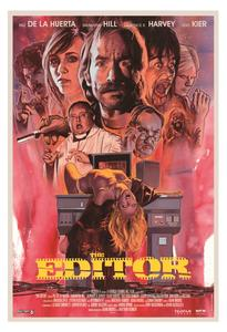 The Editor Film Poster