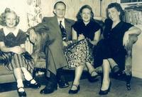 Tricia Dower with Family