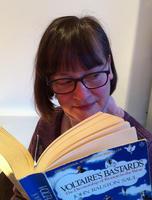 Canadian Bookshelf member Vicki Ziegler.