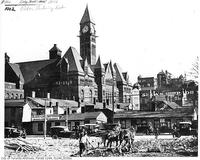 Ward City Hall