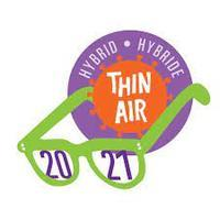 Logo for the WIWF, a pair of glasses with 2021 in the lenses
