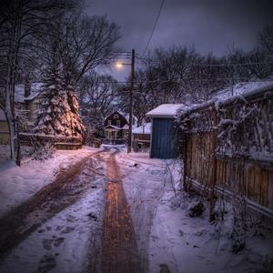 Wolseley Winter